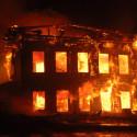 Gebäudeversicherung und Schadensursache Brand