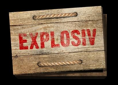 Explosion in der Gebäudeversicherung